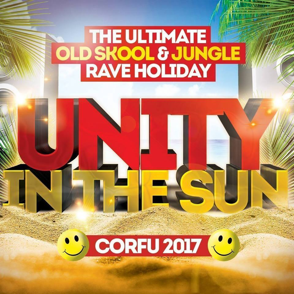 JUNGLE FEVER JOINS THE ULTIMATE OLD SKOOL & JUNGLE RAVE HOLIDAY
